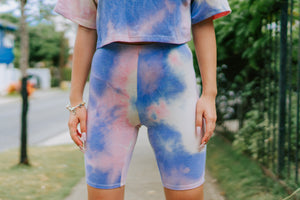 Barrow Bike Short - Tie Dye