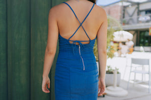 Keely Denim Bodycon