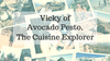 Vicky of Avocado Pesto - The Cuisine Explorer