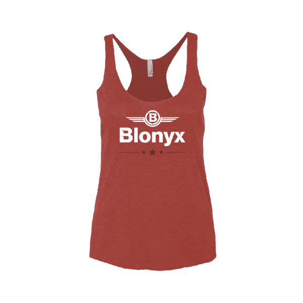 Blonyx Series 09 Tank - RED