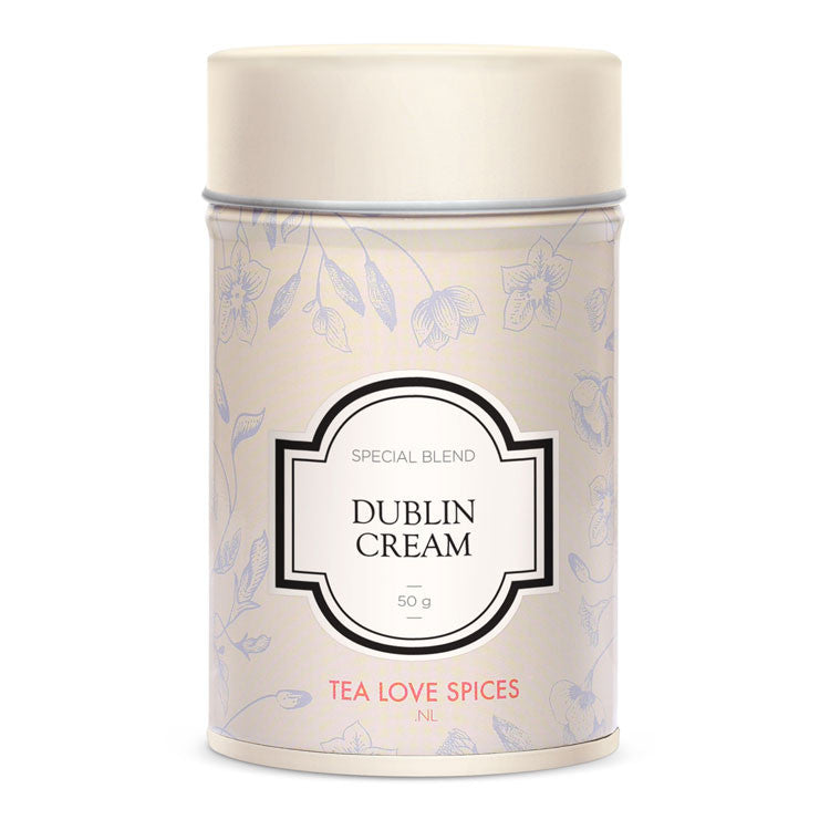 Dublin Cream - smooth, hint of Irish cream