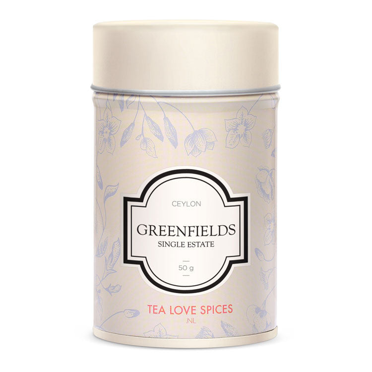 Greenfields - crafted tea, malty & robust