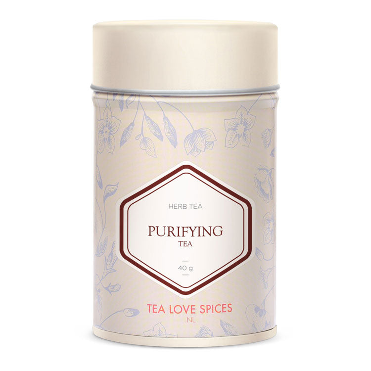 Purifying tea - clean body & mind