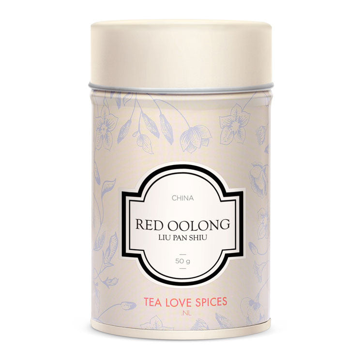 Red Oolong - cocoa-citrus & refined