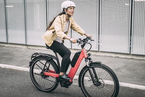 Riese & Muller Nevo Touring electric bicycle