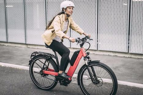 Riese Und Muller 2018 electric bicycle