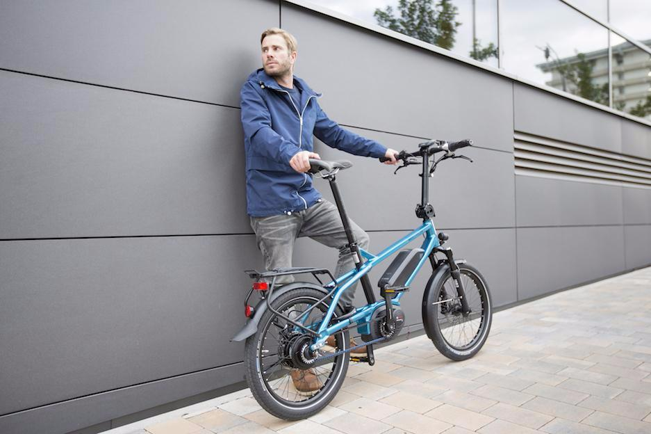 Riese & Muller Tinker Vario Compact EBike