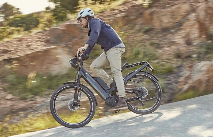 Riese & Muller Homage dual suspension ebike