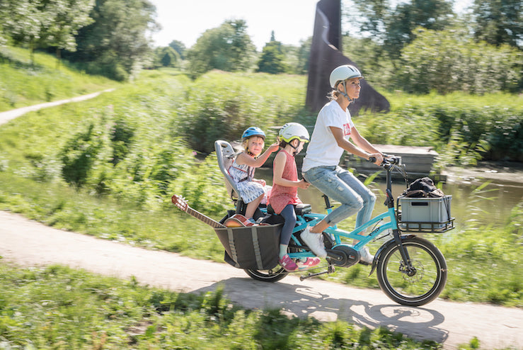 Tern GSD Electric Cargo Bike