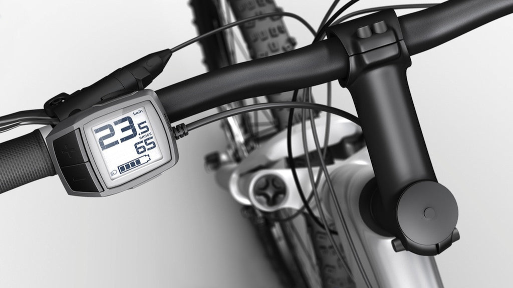 Bosch Purion display Electric Bicycle at Electric Bikes Brisbane
