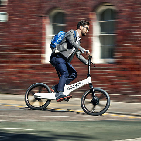 GoCycle commuter electric bike