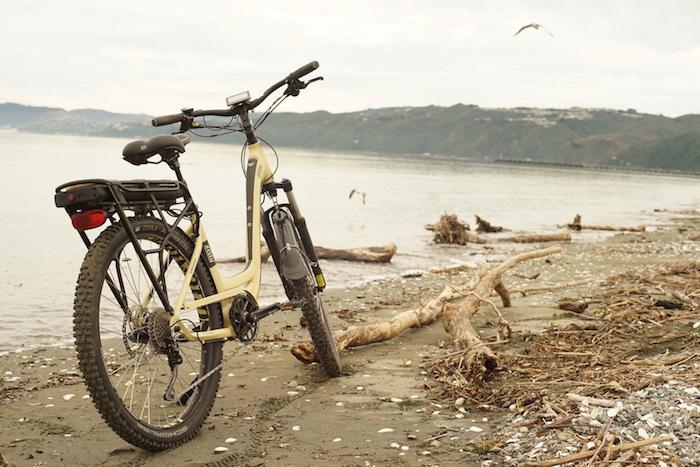 Smartmotion X-City all terrain ebike