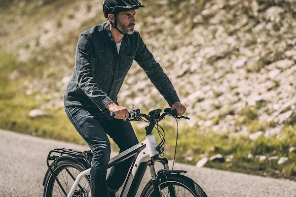 Riese & Muller Charger electric bike