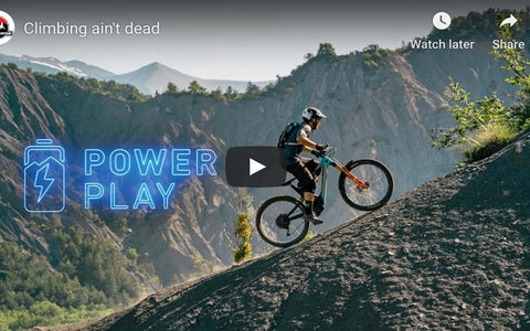 Rocky Mountain Powerplay electric mountain bike