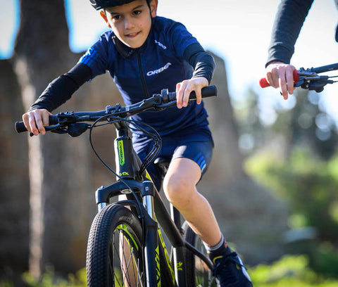 Orbea eMX 24 ebike for kids