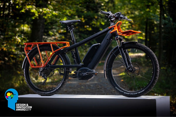 Riese & Muller Multicharger electric bike