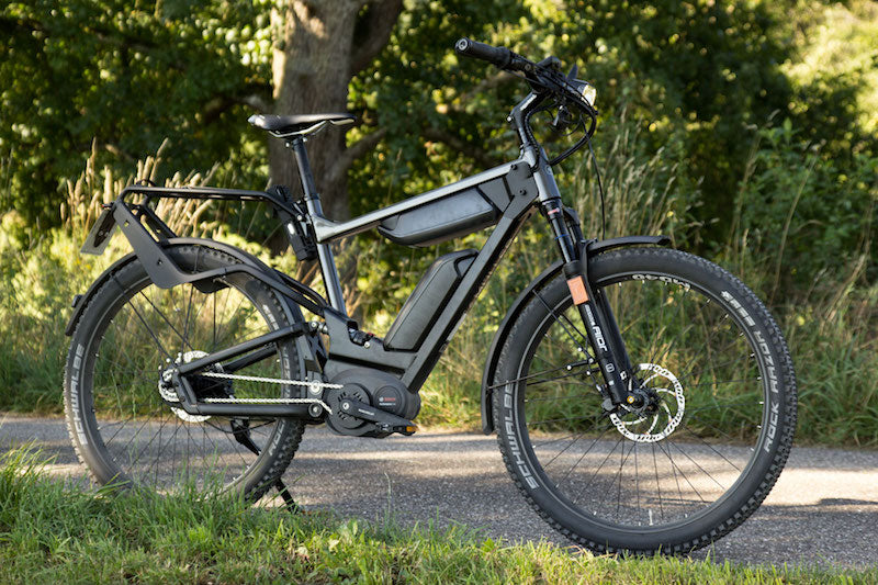 Riese & Muller Delite Rohloff electric bike