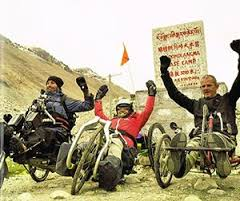 SmartMotion ebikes at Everest Base Camp