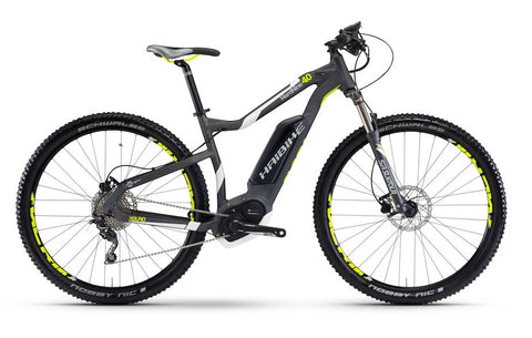 2017 Haibike xDuro HardNine 29er e-mountain bike @ Electric Bikes Brisbane