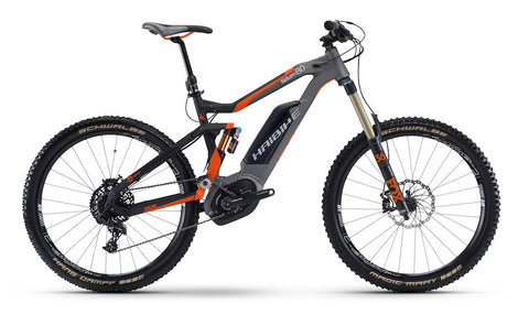 Haibike xduro NDURO best full suspension electric bicycle Australia