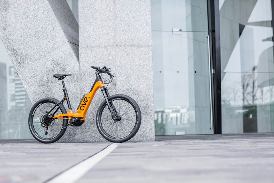 AVE TH11 Rennsport Carbon E-Bike