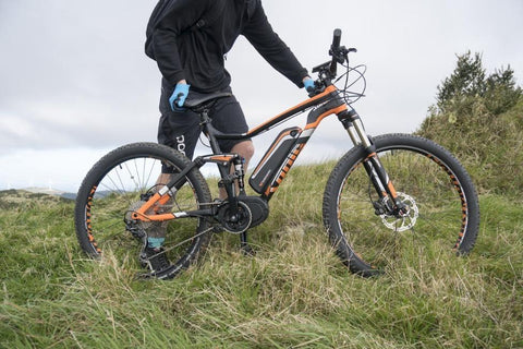 SmartMotion Hypersonic electric mountain bike