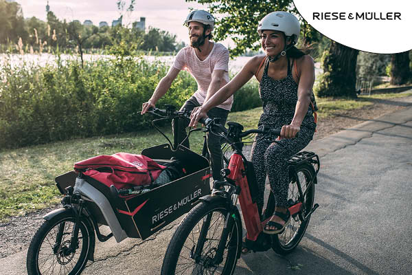 Riese & Muller Electric Bikes