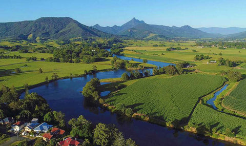 An eBike ride for explorers - Murwillumbah to Kingscliffe Loop