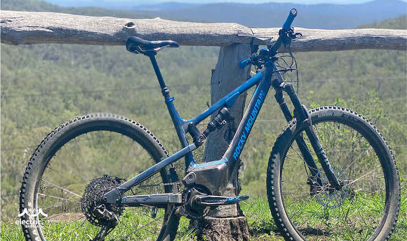 Rocky Mountain Instinct Powerplay A50 eMTB