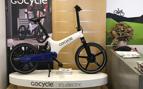 The key differences between the GoCycle ebike models