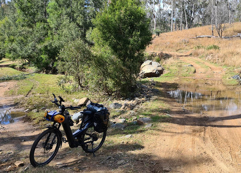 Touring Tips from Bike Packing Pros | Electric Bikes Brisbane