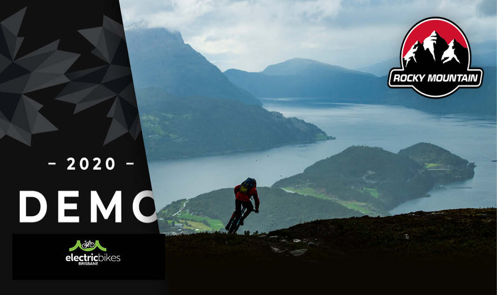 Rocky Mountain Powerplay eMTB - Demo Day 21/22 March