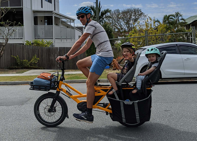 Andrew's #GSDWeek story | Electric Bikes Brisbane