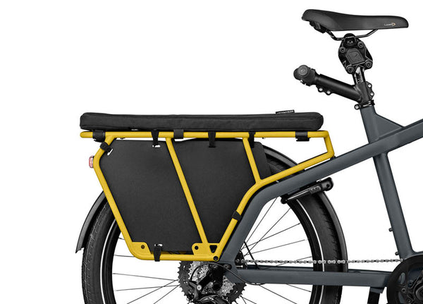 Riese & Muller Multicharger ebike with Passenger Kit