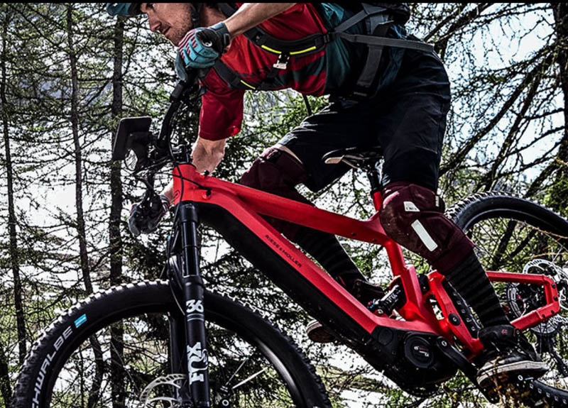 Riese & Muller Delite Mountain ebike | Electric Bikes Brisbane