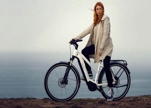 Riese & Muller Charger3 Mixte Vario ebike | Electric Bikes Brisbane