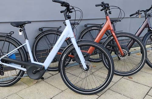 Orbea Optima E50 lightweight ebike | Electric Bikes Brisbane