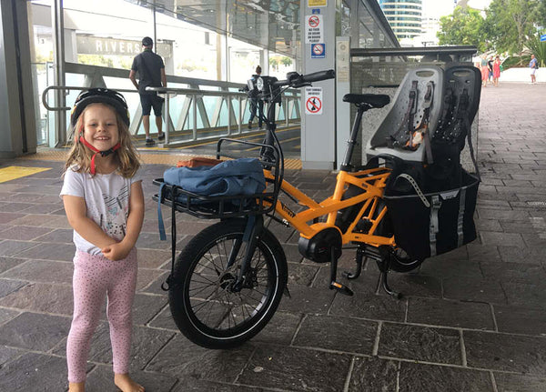 Tern GSD try for a week for free | Electric Bikes Brisbane