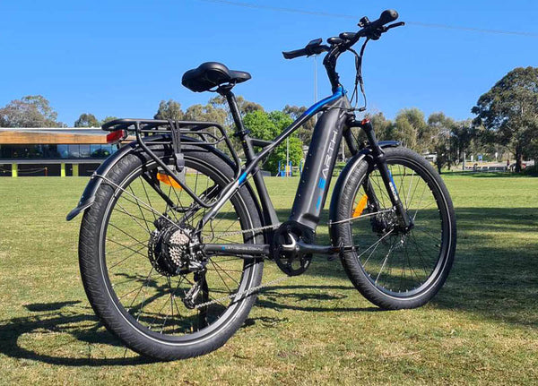 Earth REX Commuter ebike