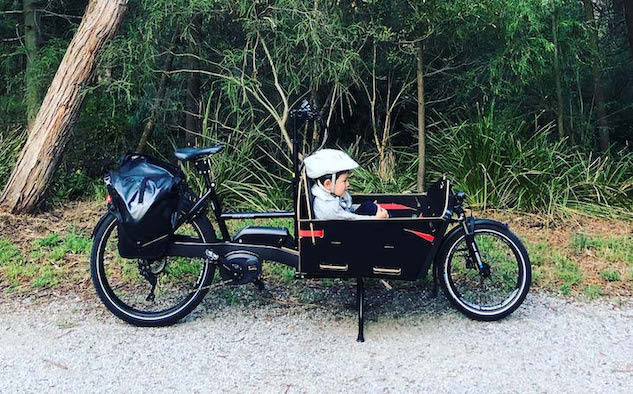 Rosemary the ebike Riese & Muller Packster 60 | Electric Bikes Brisbane