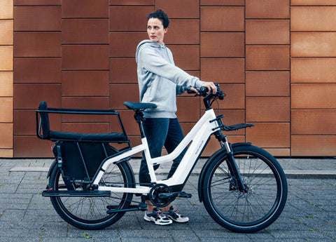 Riese & Muller Multicharger Mixte ebike