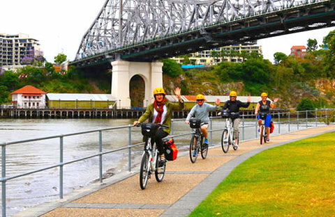 EBB Try Rides Electric Bikes Brisbane