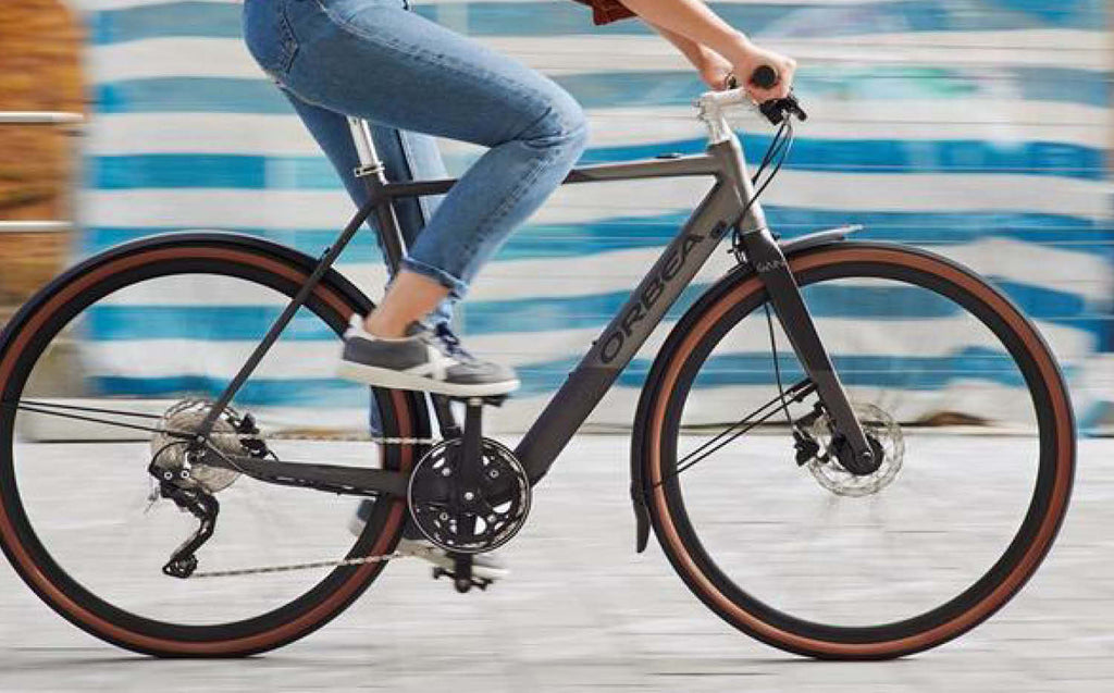 Orbea Gain Flatbar road electric bikes