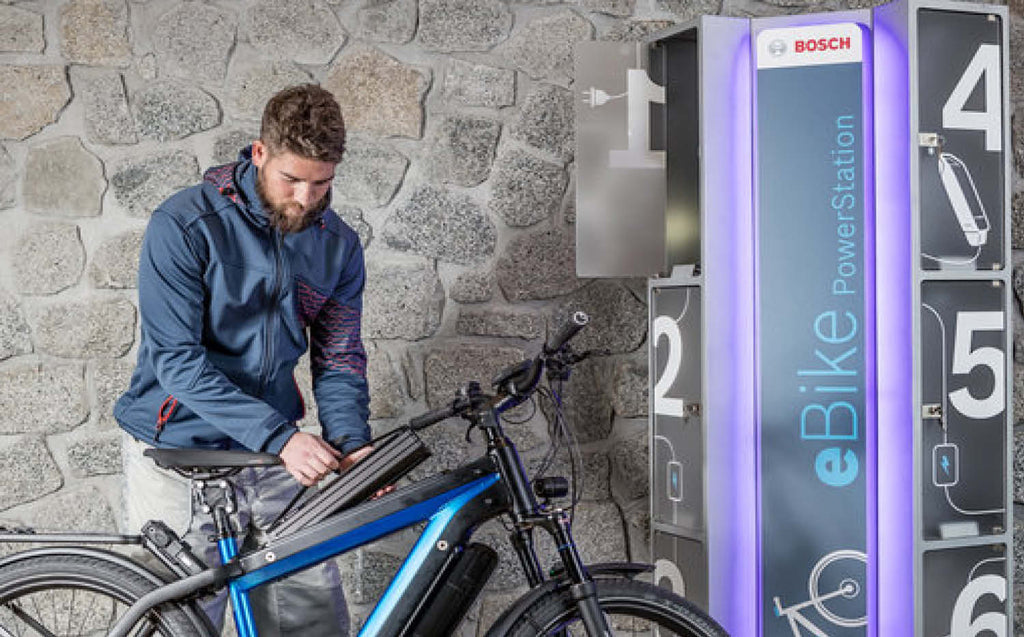 Bosch eBike 2019 Fast Charger
