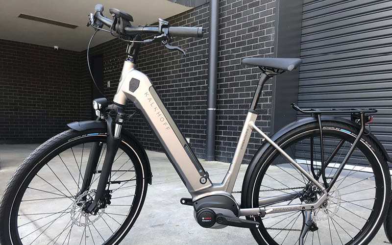 Kalkhoff Endeavour 5.B XXL electric bike 625Wh