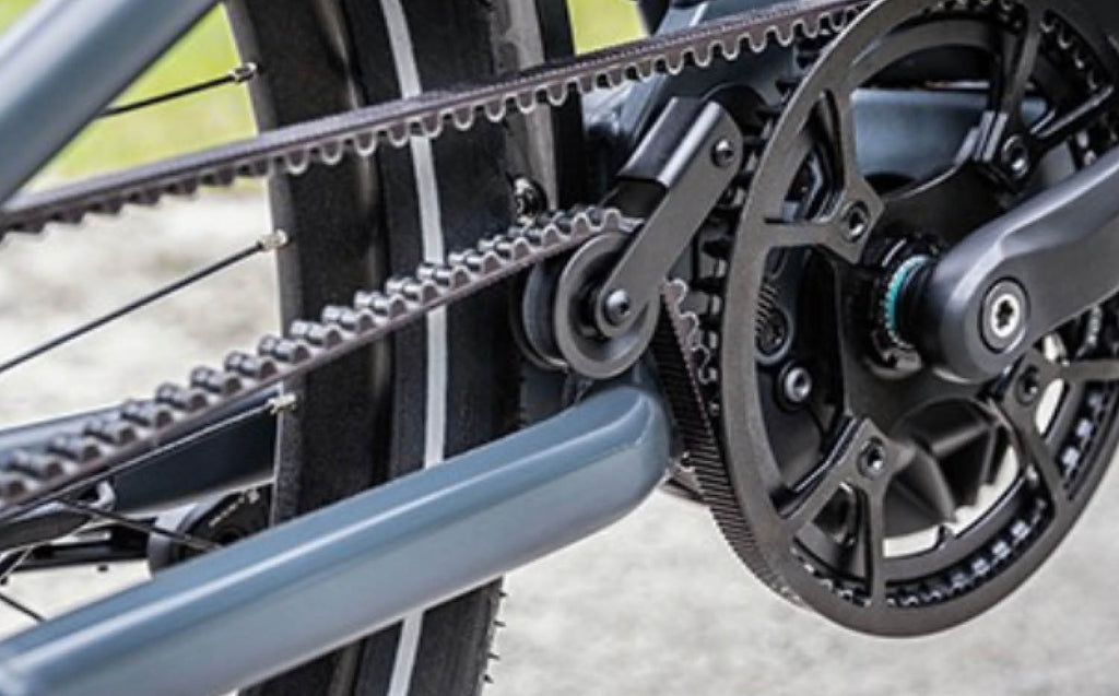 Riese & Muller Load cargo ebikes with Rohloff gearing and carbon belt drive