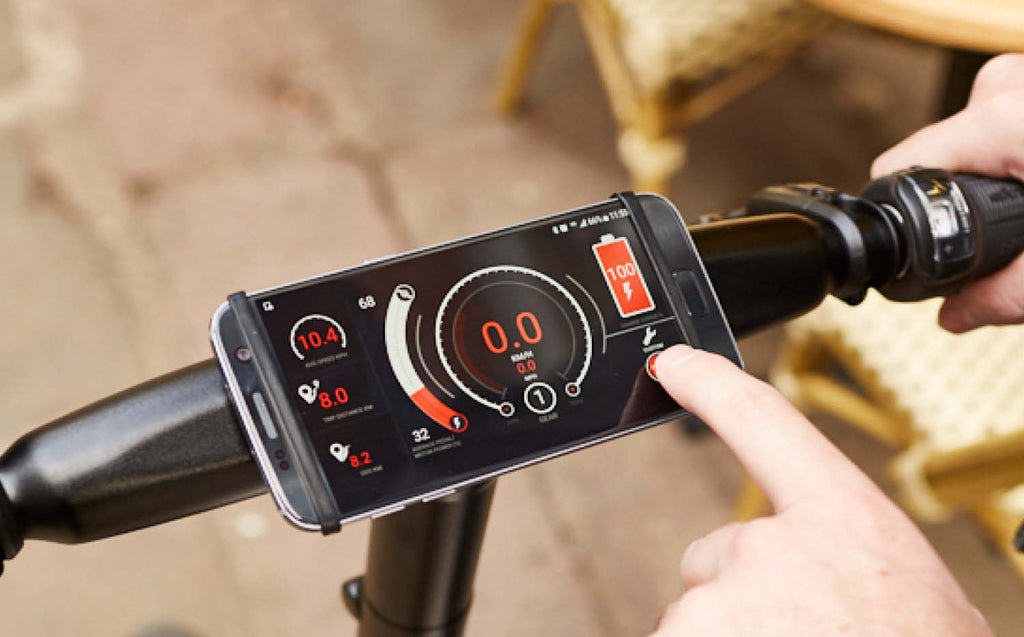 GoCycleConnect EBike App on all Models