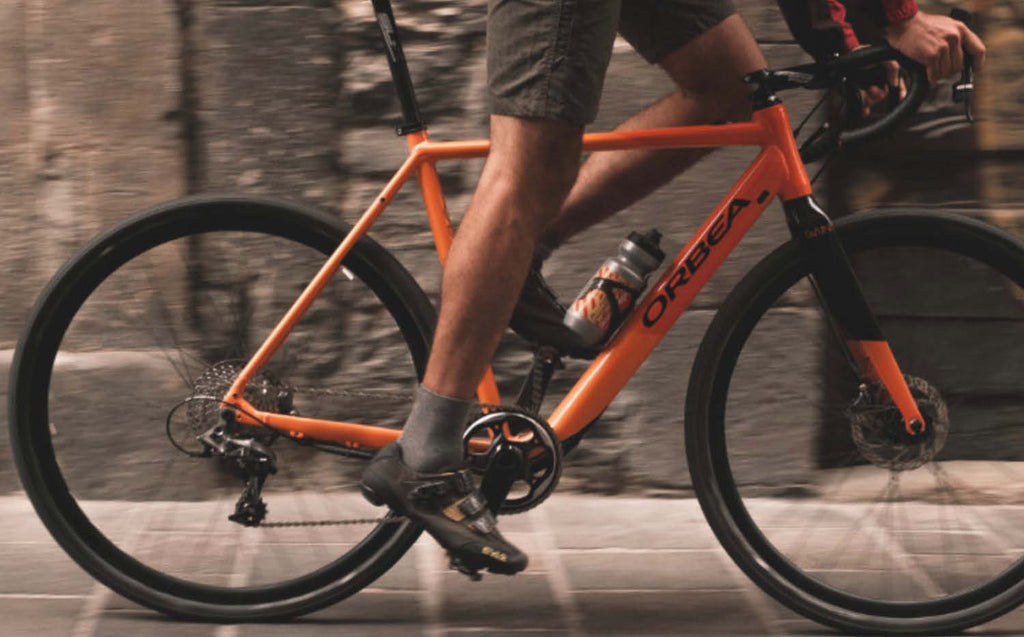 Orbea Gain carbon road ebike