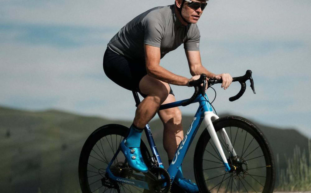 Orbea Gain carbon road electric bike