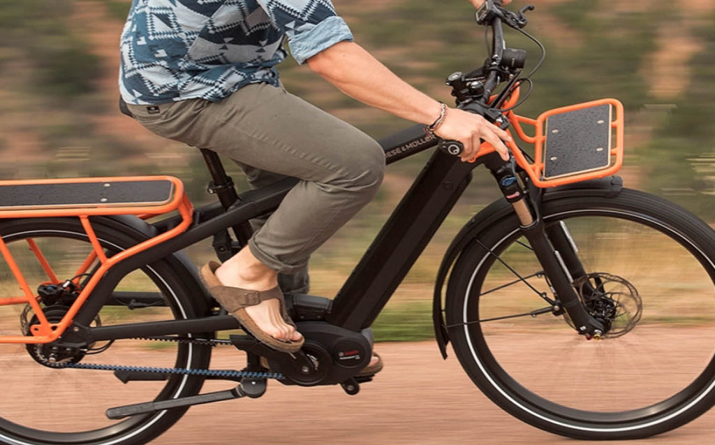 Riese & Muller Multicharger cargo ebike